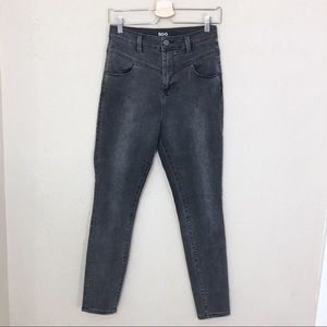 BDG High Rise Seam Jean Ankle Skinny Jeans 28 x 29
